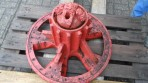 Softground wheel for Herrenknecht AVN500